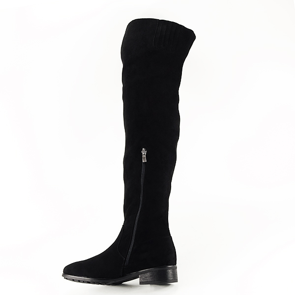 Cizme lungi negre Ramona [1]