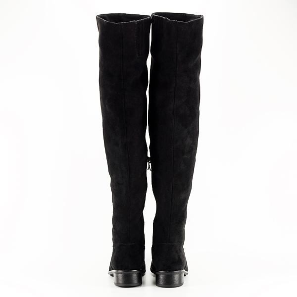 Cizme lungi negre Ramona 6
