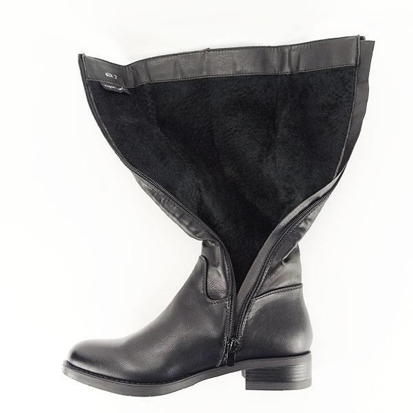 Cizme negre Angela [6]