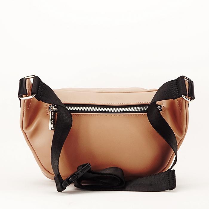 Borseta, geanta de brau bej Crina 2