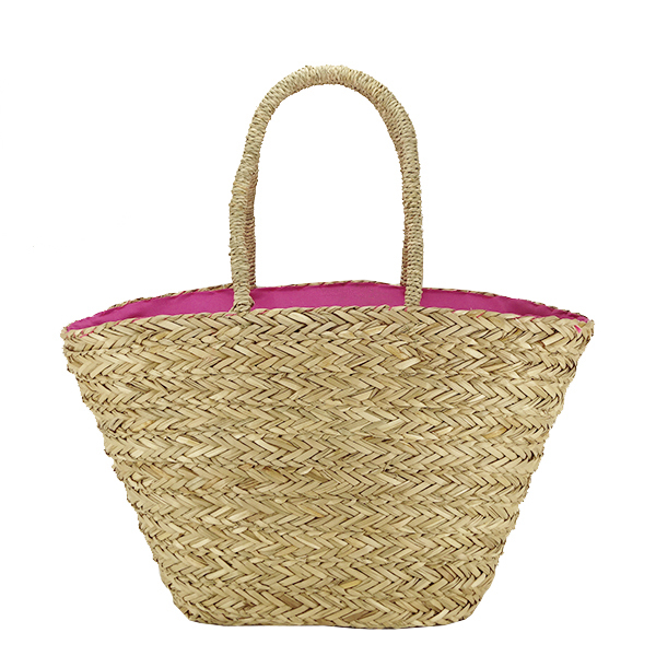 Geanta de plaja cu model tropical Jessy [6]