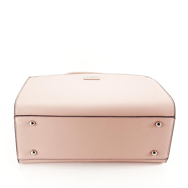 Geanta medie roz pal Jeffery [5]