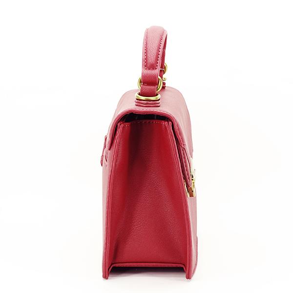 Geanta mica rosu inchis Roma [4]