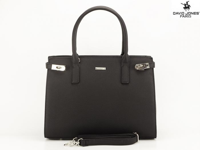 Geanta neagra dama office/casual Lorena 1