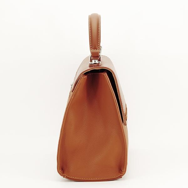 Geanta office/casual cognac Helen [4]