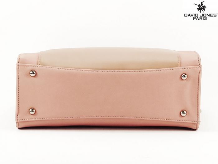 Geanta dama roz somon casual Andreas 6