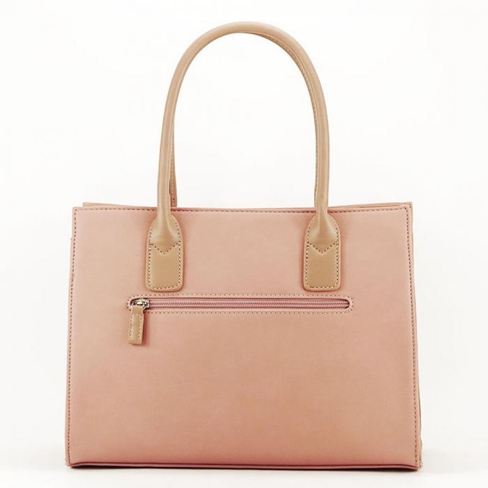 Geanta dama roz somon casual Andreas 4
