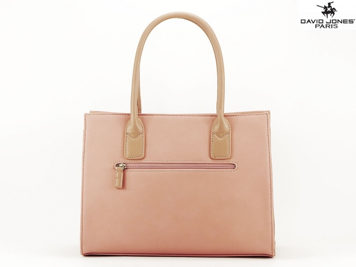 Geanta dama roz somon casual Andreas 5
