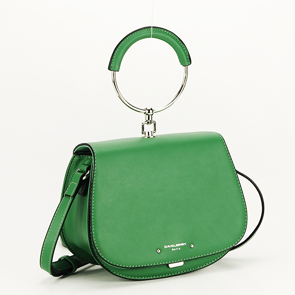 Geanta verde de talie mica Dalia [1]