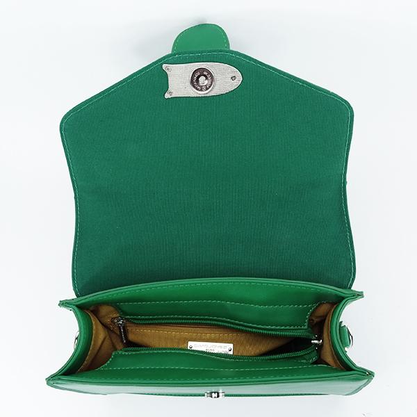 Geanta David Jones verde Ada [4]