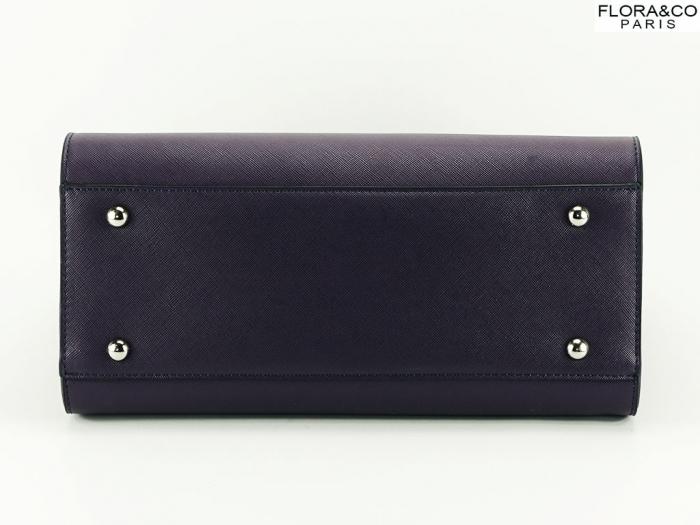 Geanta dama office violet Jeffery 6