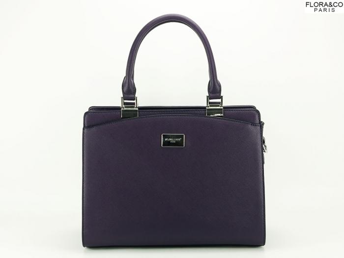 Geanta dama office violet Jeffery 0