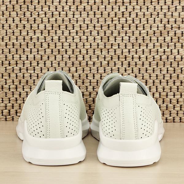 Pantofi albi din piele naturala Angela [5]