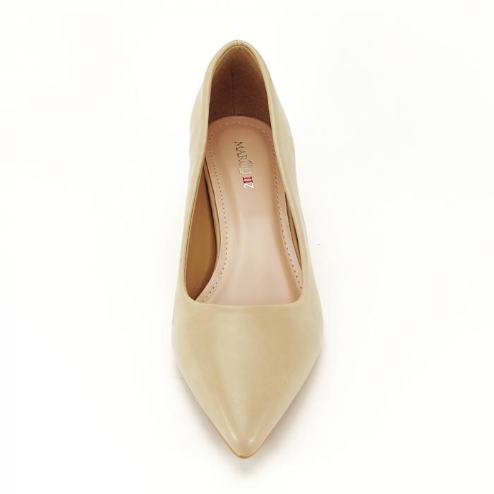 Pantofi bej Anita 2