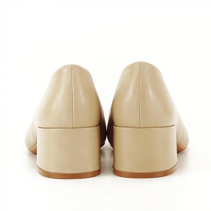 Pantofi bej Anita 5