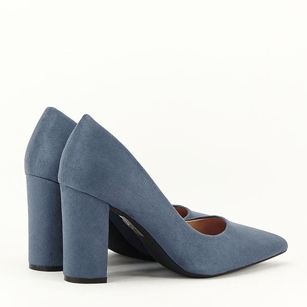 Pantofi bleumarin Britney 4