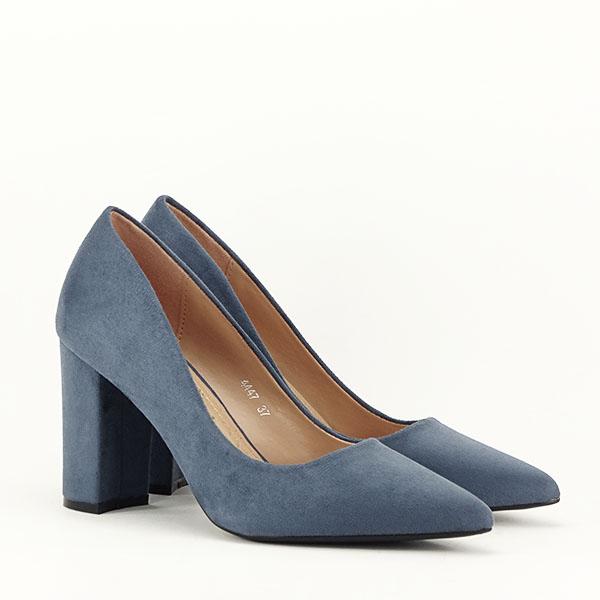 Pantofi bleumarin Britney 2