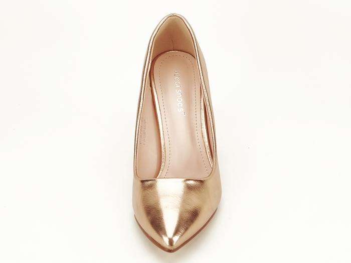 Pantofi eleganti champagne Ariana 6
