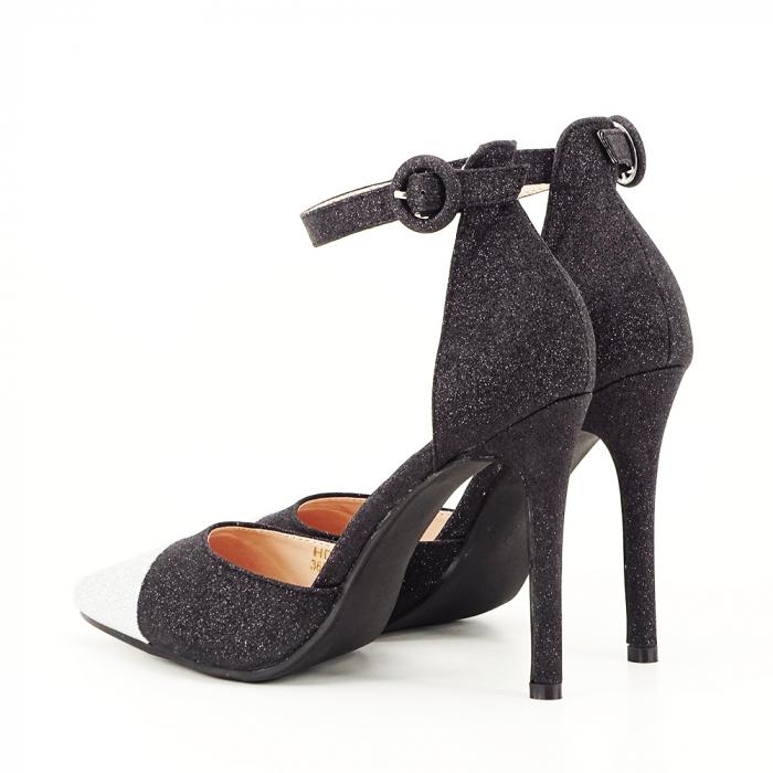 Pantofi eleganti cu bareta Gina 7