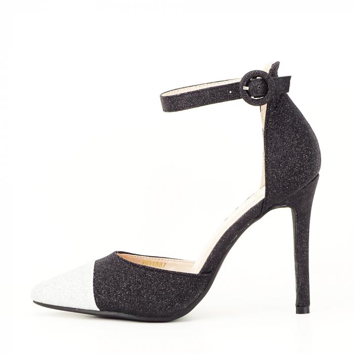 Pantofi eleganti cu bareta Gina 0