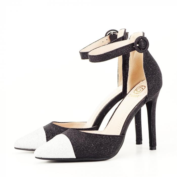 Pantofi eleganti cu bareta Gina 1