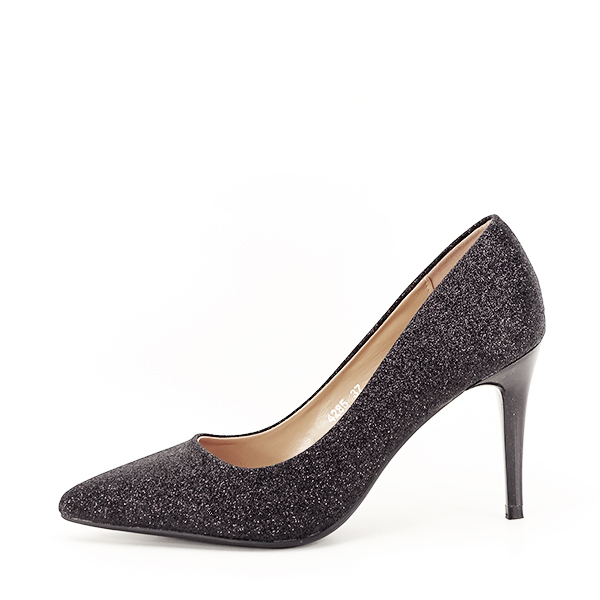 Pantofi eleganti negri Claudia [0]