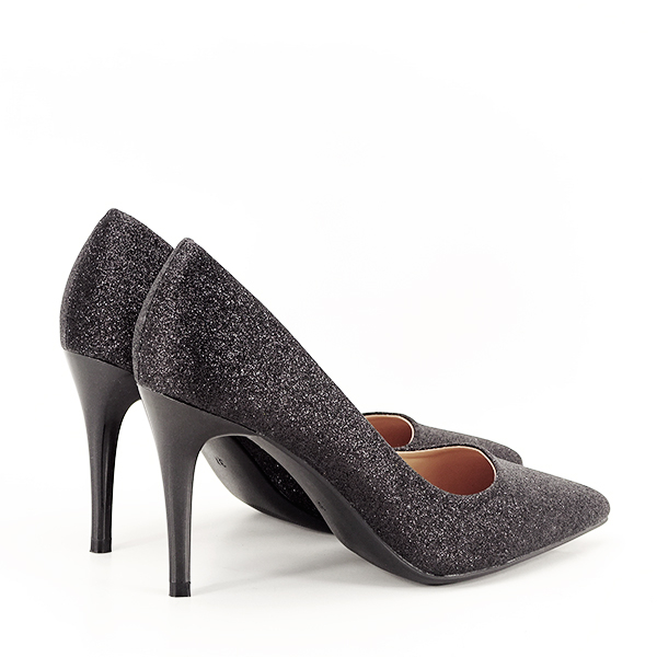 Pantofi eleganti negri Claudia [4]