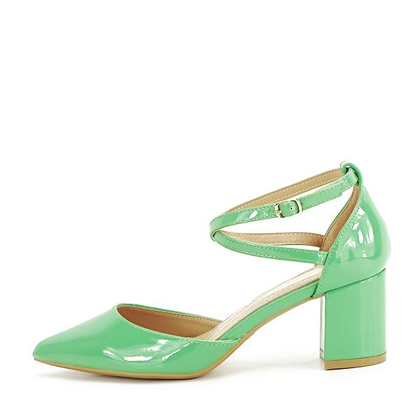 Pantofi eleganti verzi Lola [1]