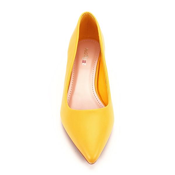 Pantofi galbeni Anita [6]