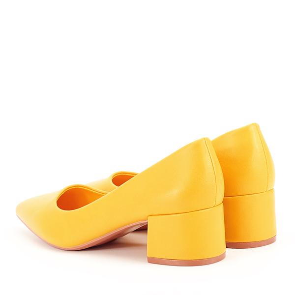 Pantofi galbeni Anita [3]