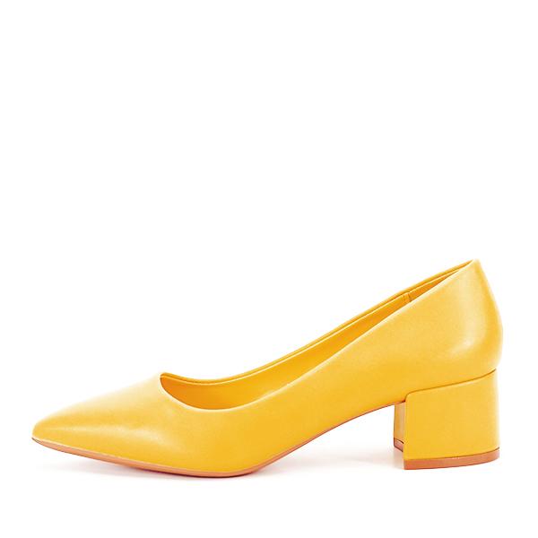 Pantofi galbeni Anita [0]