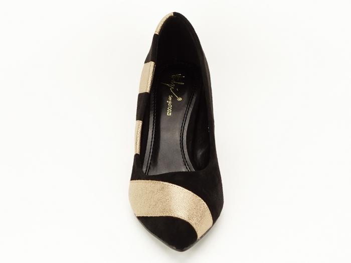 Pantofi eleganti in doua culori Eugenia 5