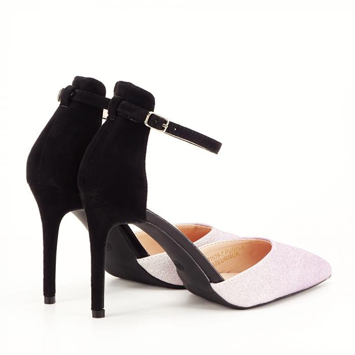 Pantofi in doua culori Johanna 4