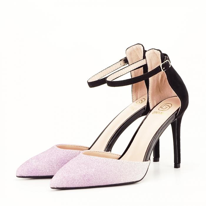 Pantofi in doua culori Johanna 2