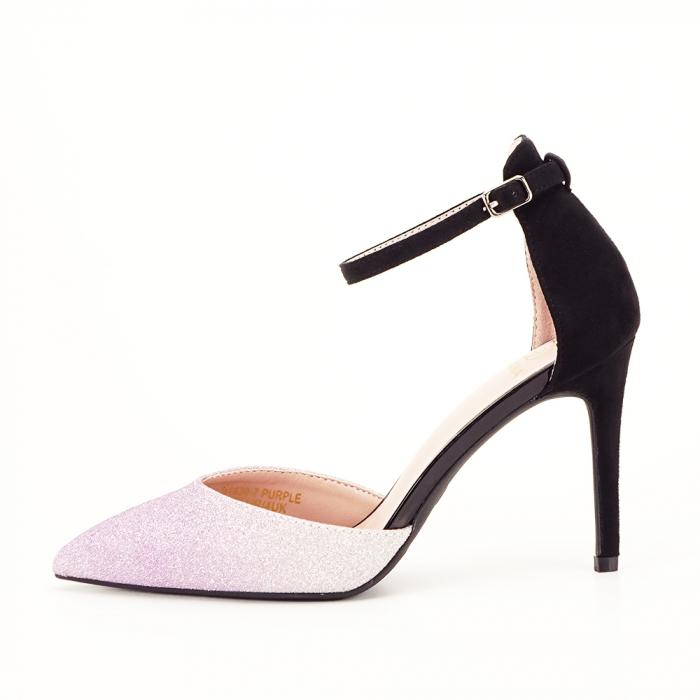 Pantofi in doua culori Johanna 0