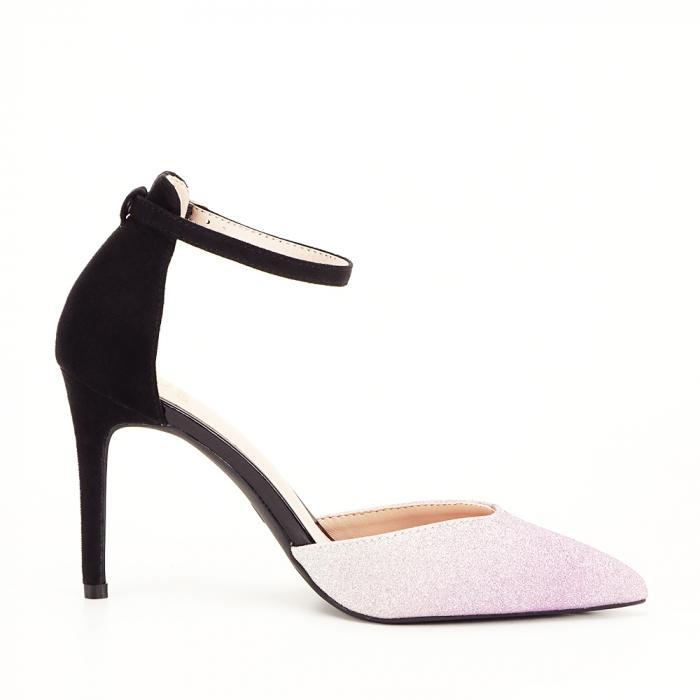 Pantofi in doua culori Johanna 8