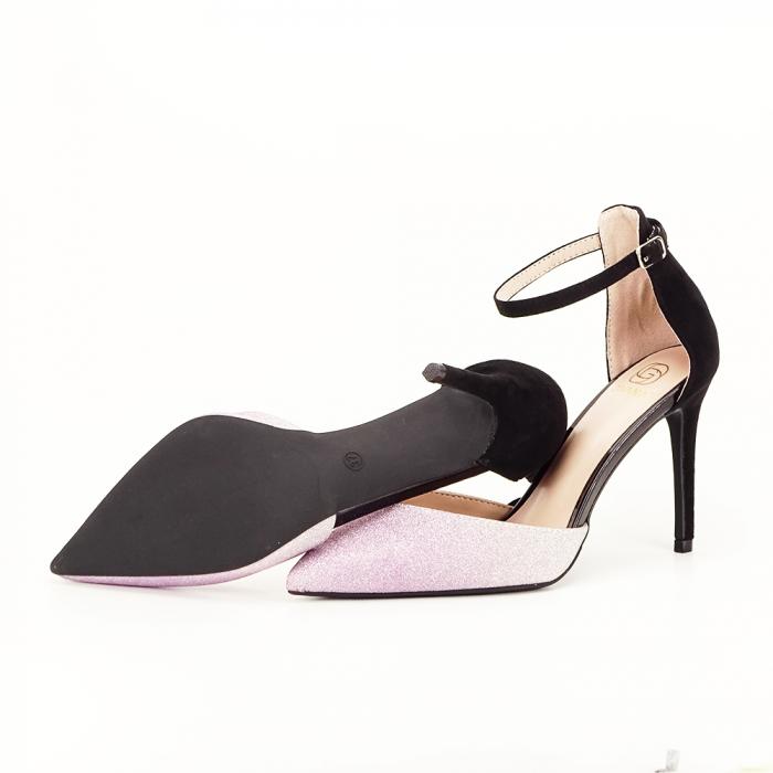 Pantofi in doua culori Johanna 7