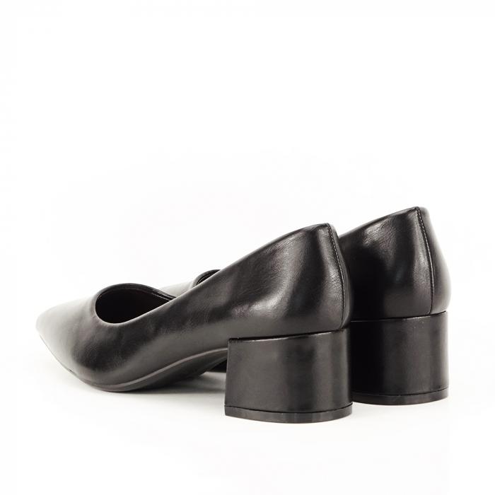 Pantofi negri Anita 6