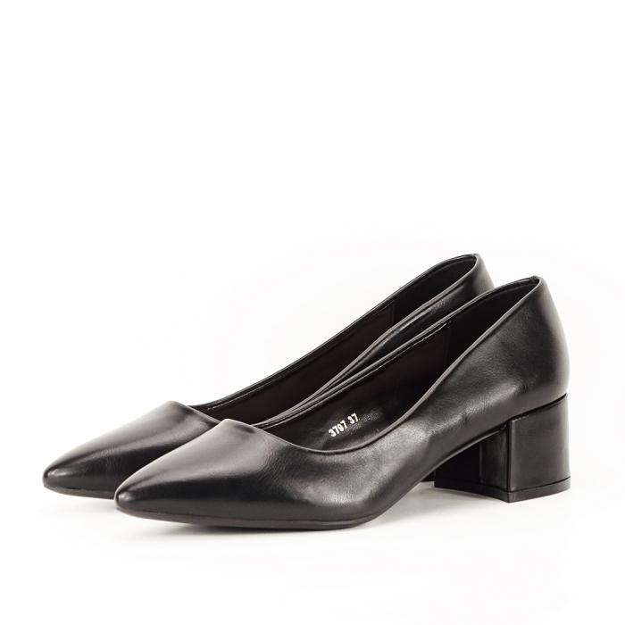 Pantofi negri Anita 1