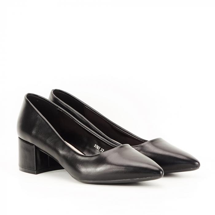 Pantofi negri Anita 5