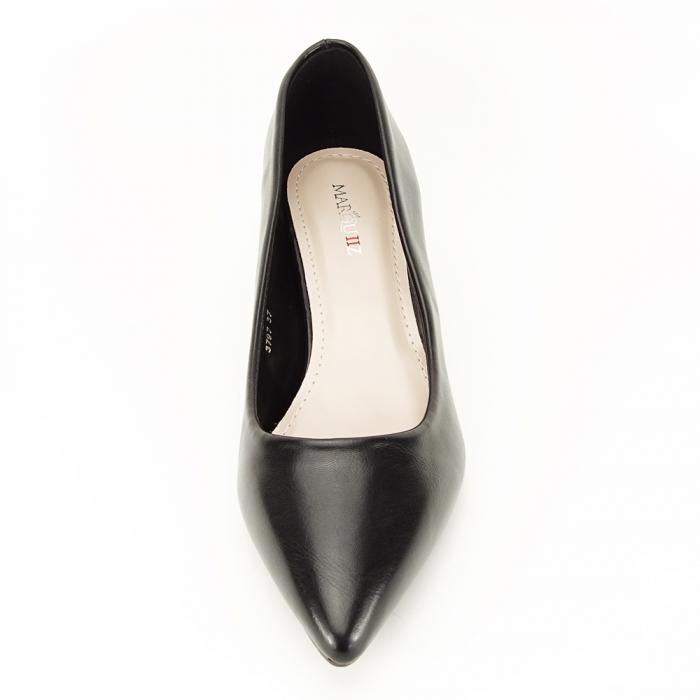 Pantofi negri Anita 4