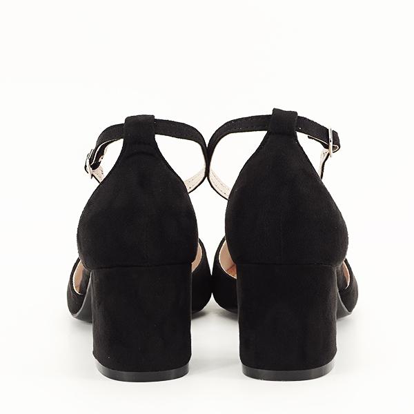Pantofi negri eleganti Larisa [5]