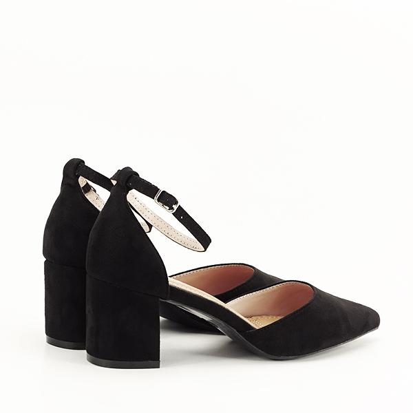 Pantofi negri eleganti Larisa [4]