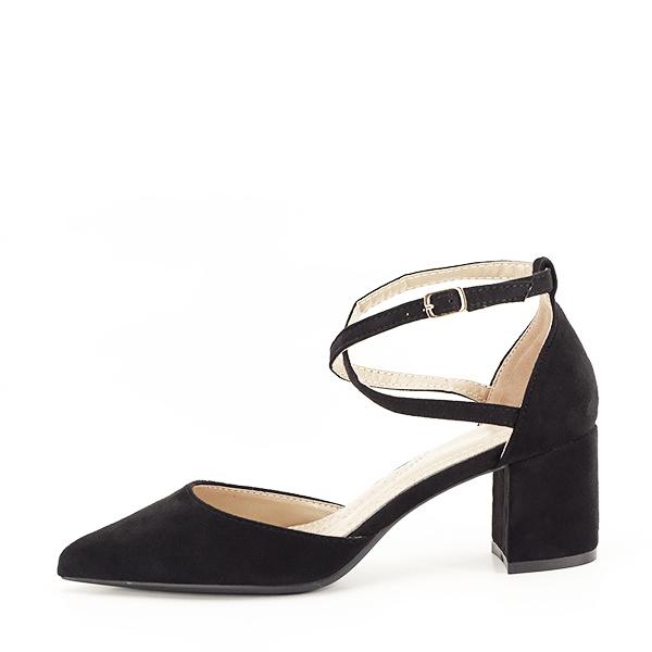 Pantofi negri eleganti Petra [1]