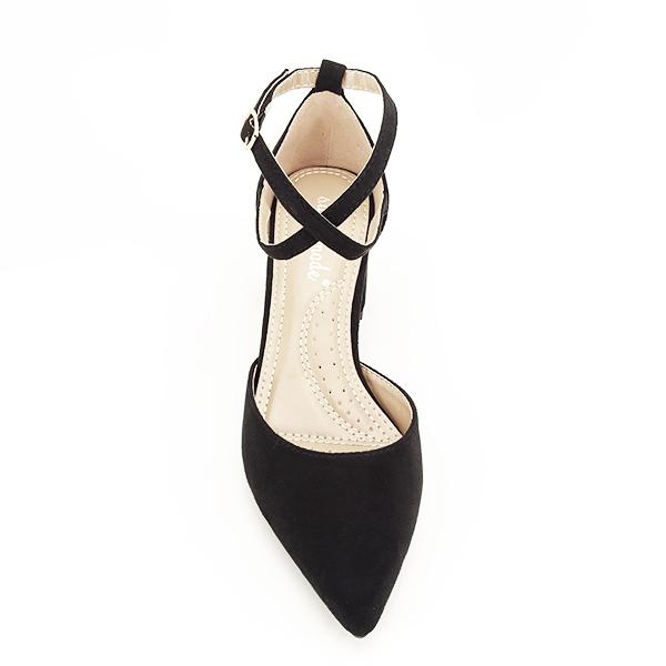 Pantofi negri eleganti Petra [6]