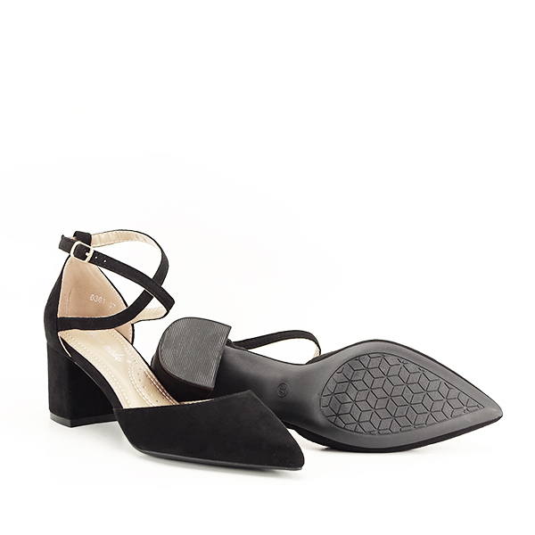 Pantofi negri eleganti Petra [7]