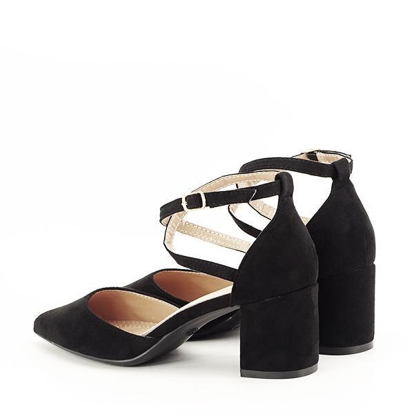 Pantofi negri eleganti Petra [3]