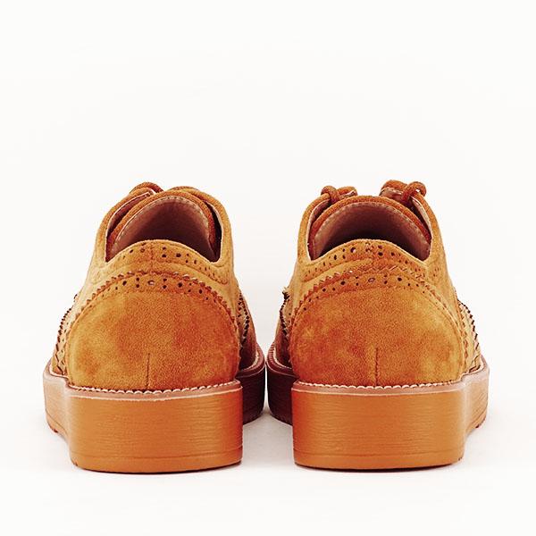Pantofi oxford camel Dalia [6]