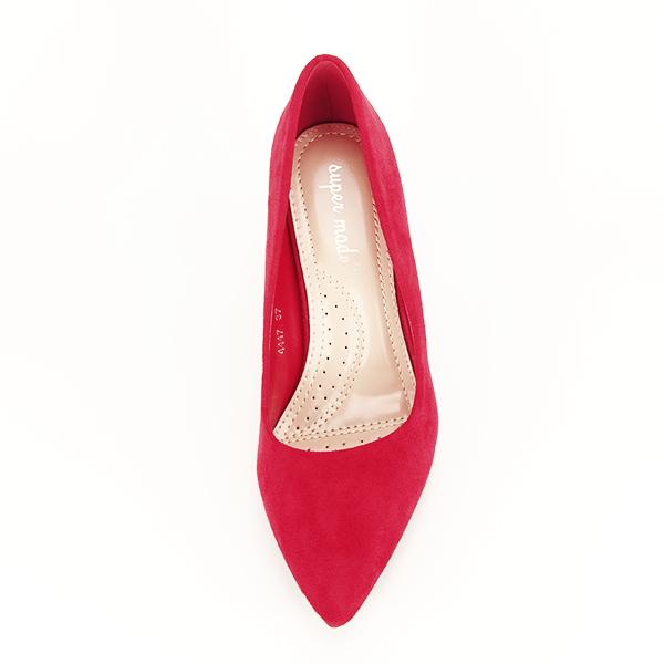 Pantofi rosii Britney [2]