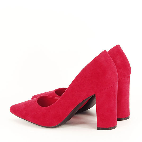 Pantofi rosii Britney [4]